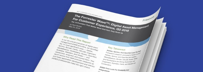 Forrester report thumbnail